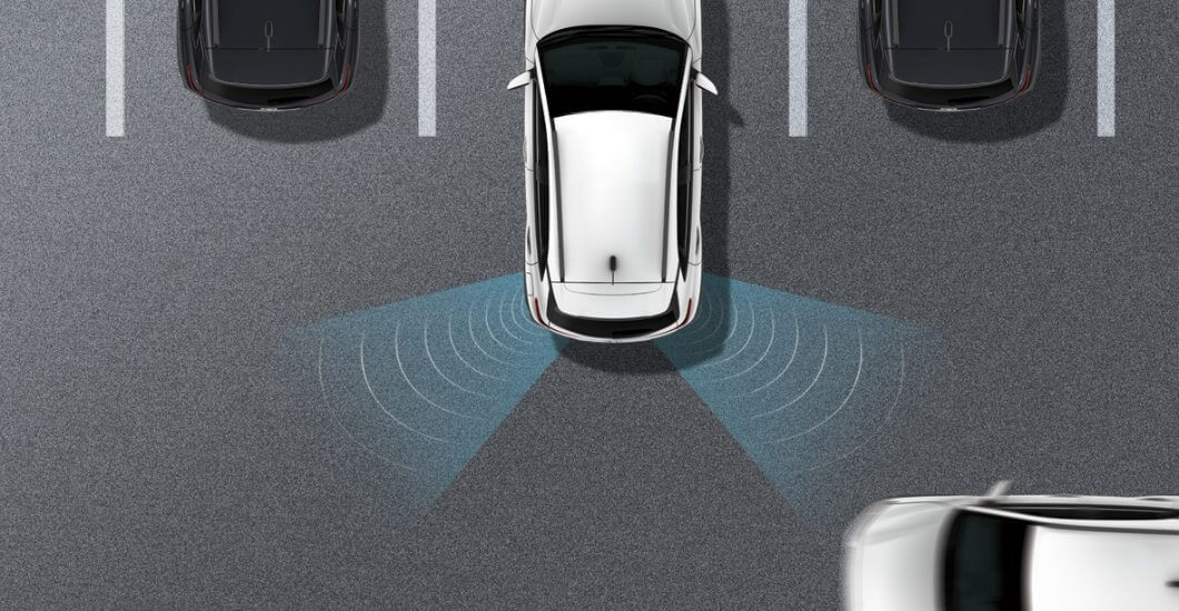 Rear Cross-Traffic Collision Warning (RCCW).
