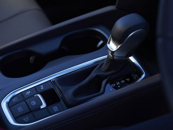 8-speed automatic transmission.