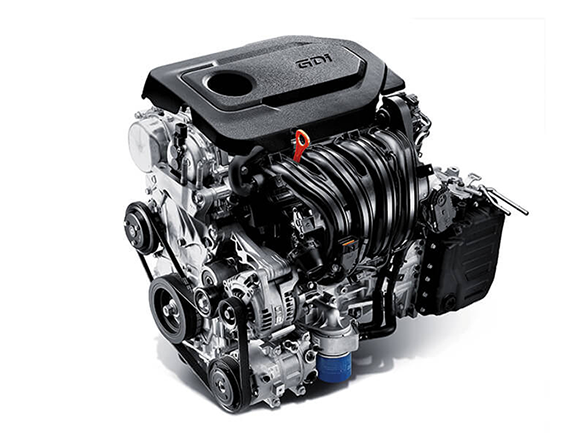 2.4 GDi AWD petrol engine.