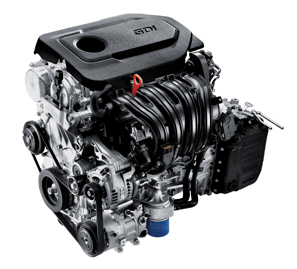 2.4 GDi petrol engine