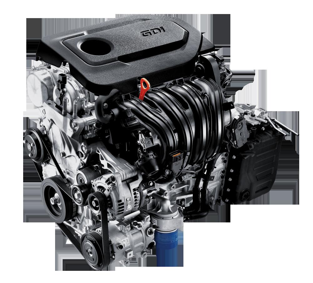 2.4 GDi petrol engine