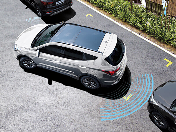 Advanced Smart Parking Assist System (ASPAS).