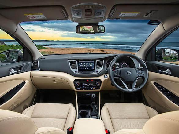 Premium interior.