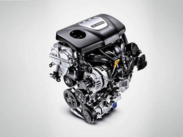 1.6 T-GDi AWD petrol engine.