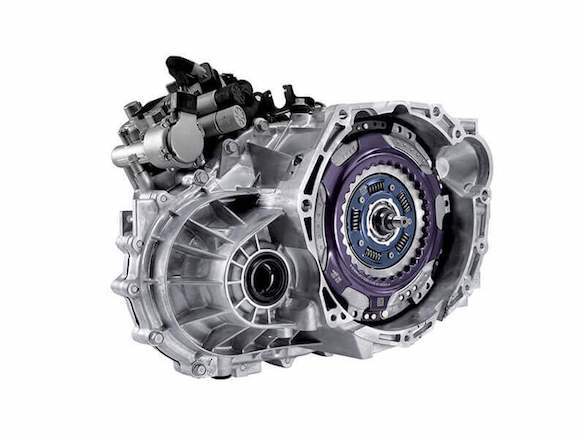 7-speed Dual Clutch Transmission (DCT).
