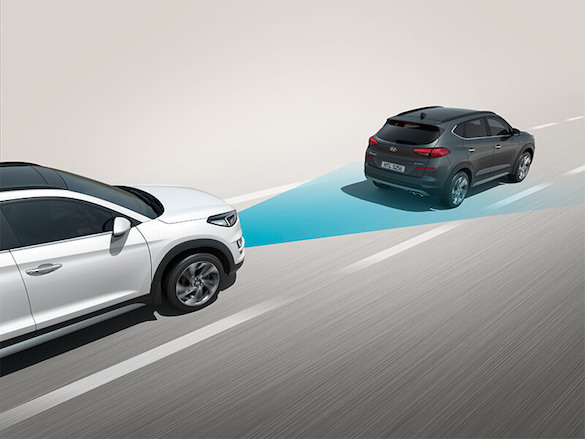 Forward Collision-Avoidance Assist (FCA).