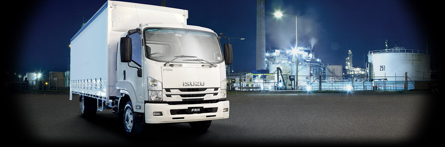 Medium Trucks Cairns - Ireland Isuzu