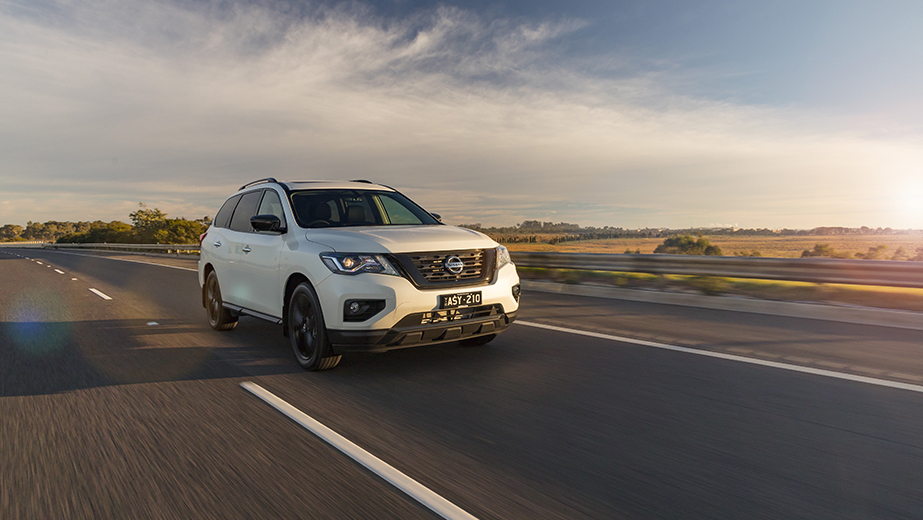 SPECIAL EDITION Pathfinder N-SPORT