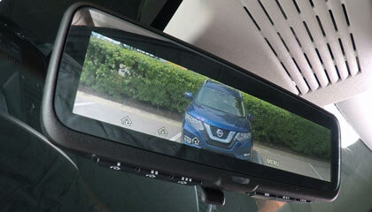 Intelligent Rear View Mirror