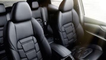 Qashqai Premium seats