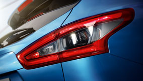 Qashqai Rear Lights