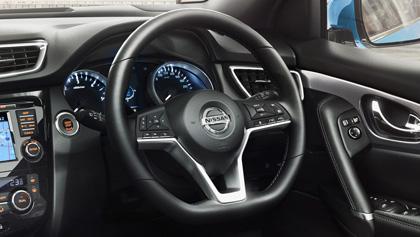 Qashqai Steering Wheel