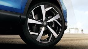 Qashqai Wheels