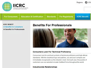 IICRC's mould remediation standard and reference guide for