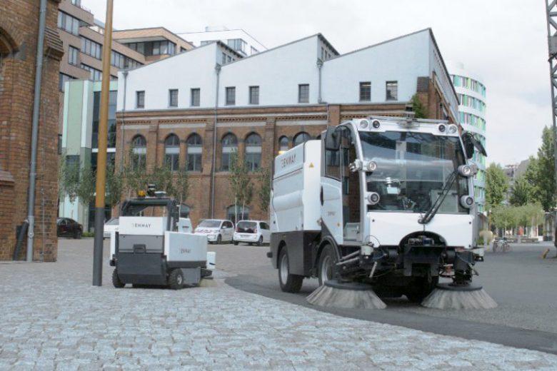Singapore to develop autonomous road cleaning vehicles