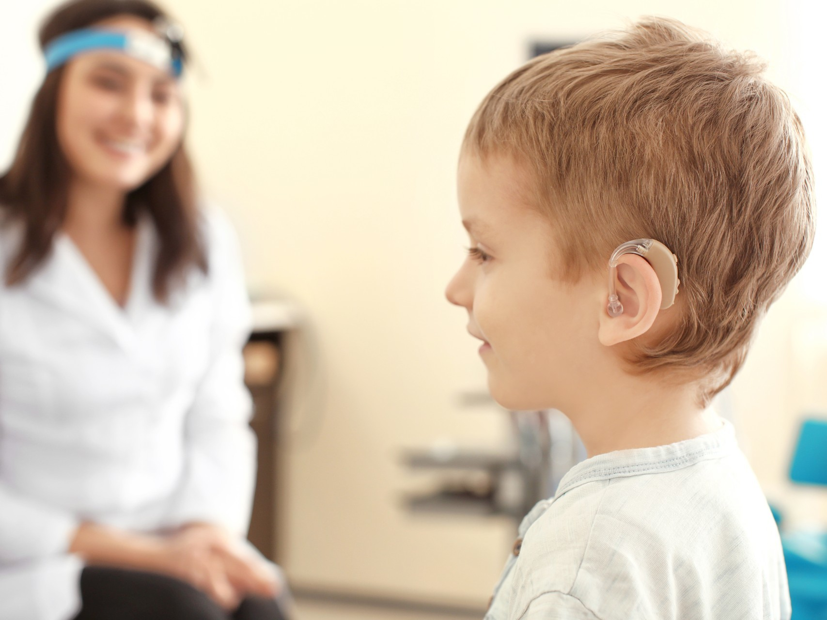 How to identify hearing impairments in children and why early diagnosis is important