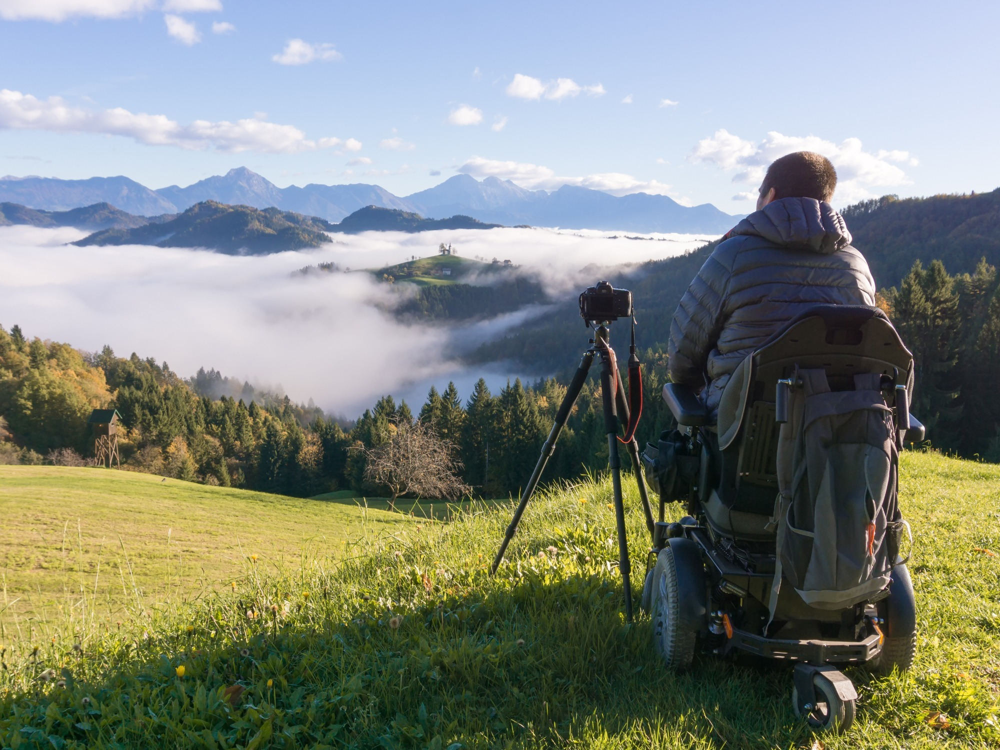 Tips for travelling with disability