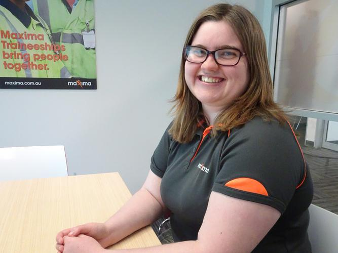 Natasha builds confidence while staying true to herself in the 'perfect' workplace