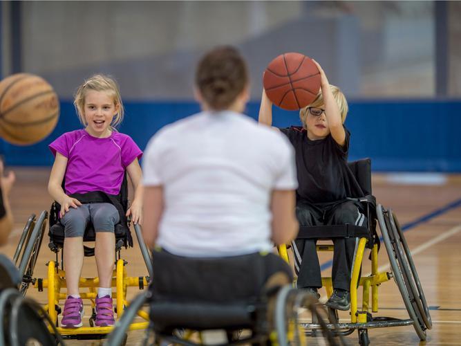 (Wheel)chair exercises