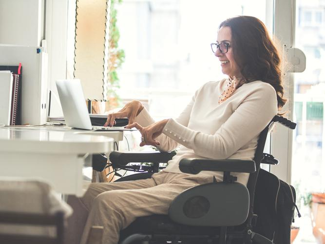If and when to share details about your disability at work or during your job search