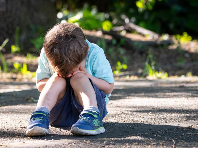 Calming strategies to manage sensory meltdowns