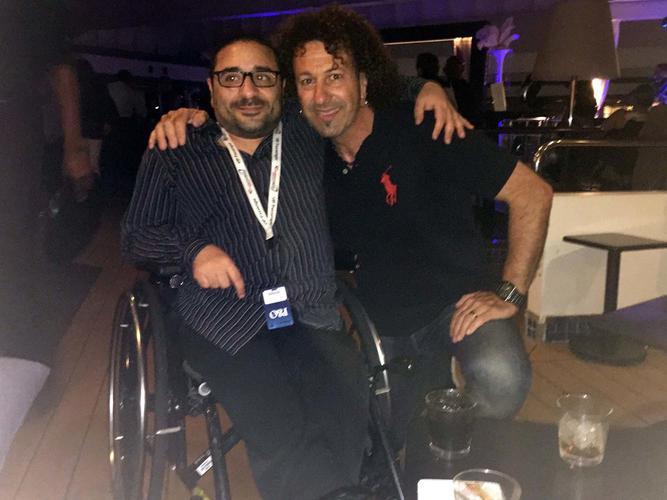 Robert's passion for wheelie good cruises