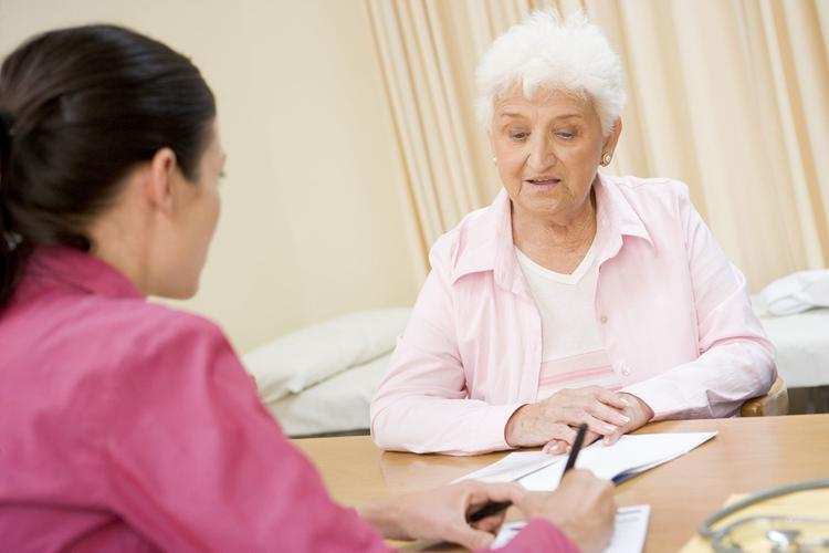 It is important to know how to go about addressing a complaint about the aged care service you are receiving (Source: Shutterstock)