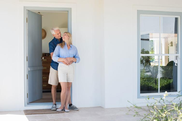 In Australia there are different ownership and rental opportunities for retirement living options (Source: Shutterstock)