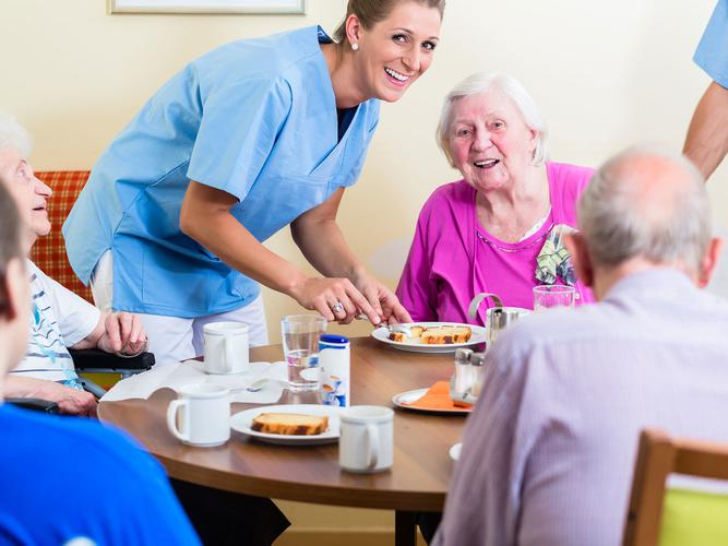 Residential respite is a way to find out about the quality of care at a nursing home (Source: Shutterstock)