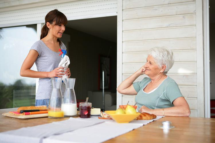 The Consumer Directed Care model lets you choose whoever you want to provide your services (Source: Shutterstock)