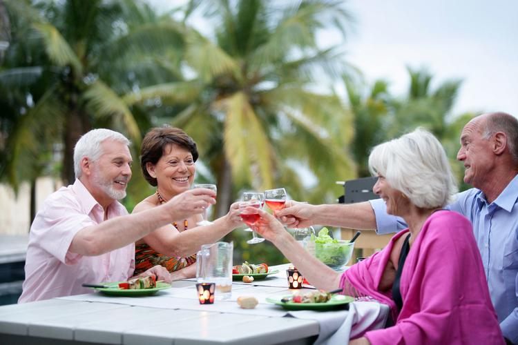 More people are opting to live in a retirement village (Source: Shutterstock)
