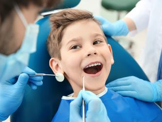 Dental care and autism