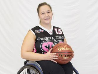 Natalie's story: Representing Australia in wheelchair basketball