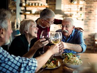 Transitioning into your retirement life