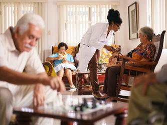 How to apply for a nursing home