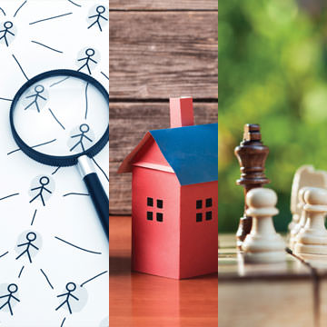 Intelligent property search