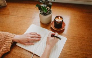 journalling mental health