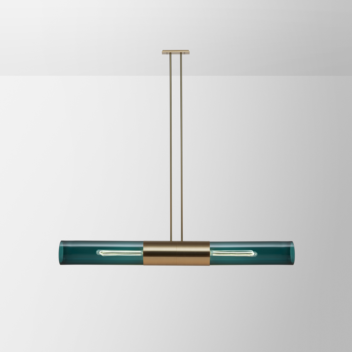 Articolo lighting float glimpse drunken emerald on