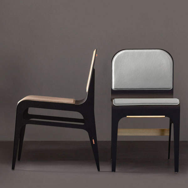 Bardot chair   slate and nude thumb