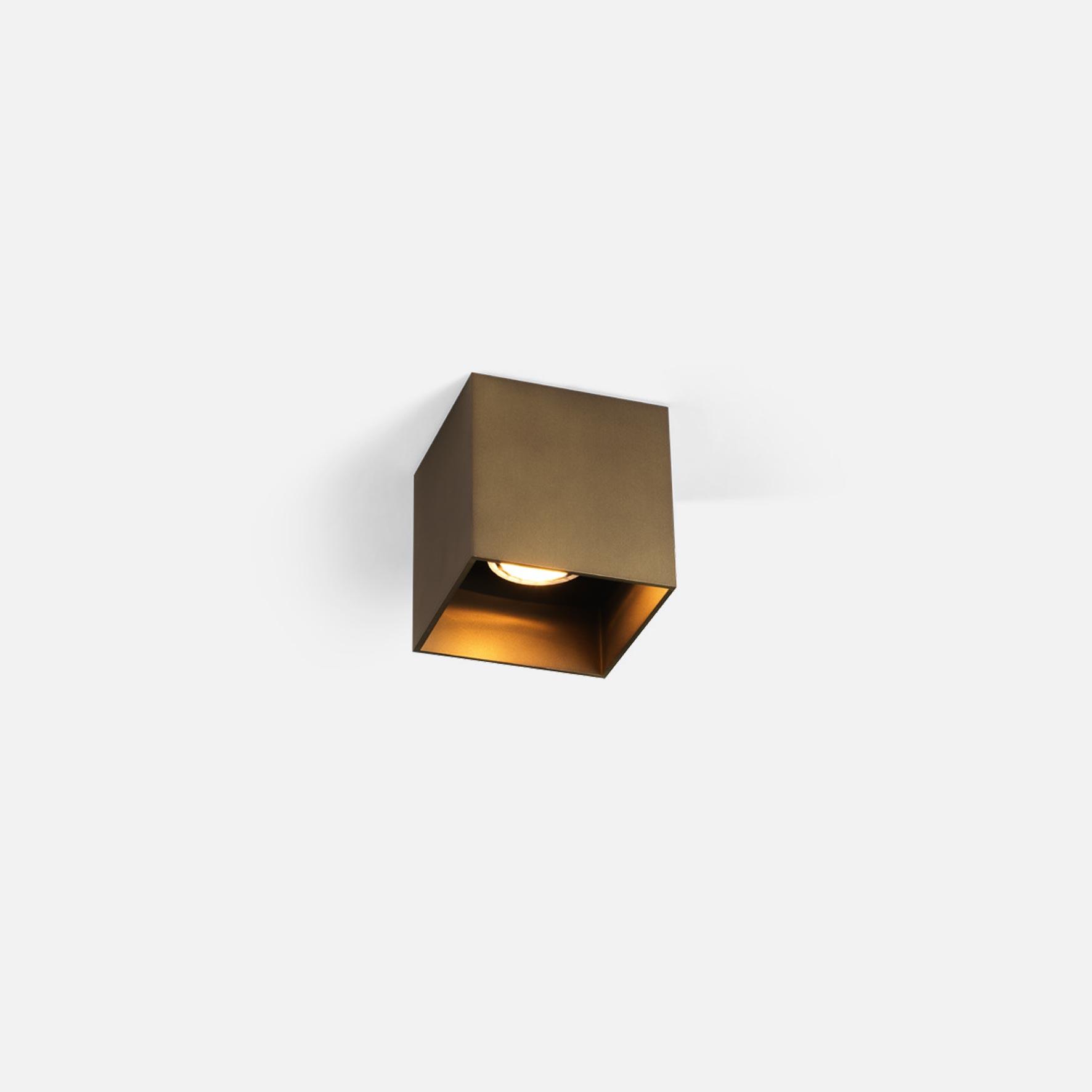 Box 1.0 led bronze 1800 2850k