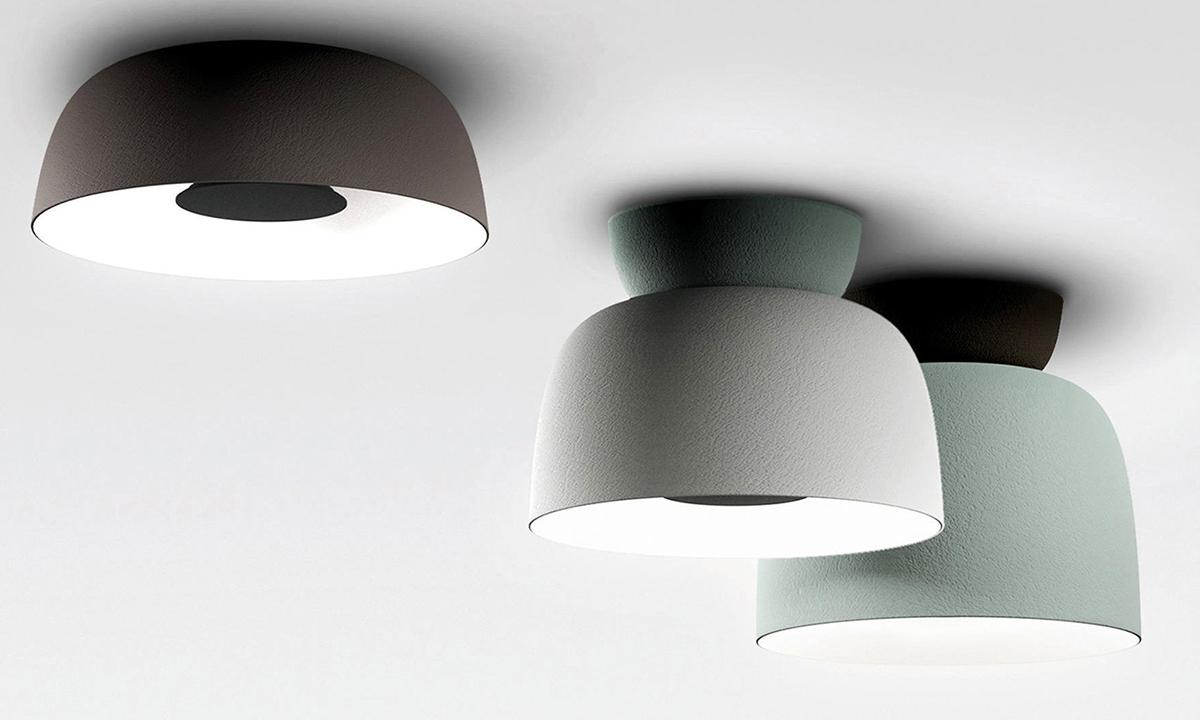 Djembe ceiling light marset hero