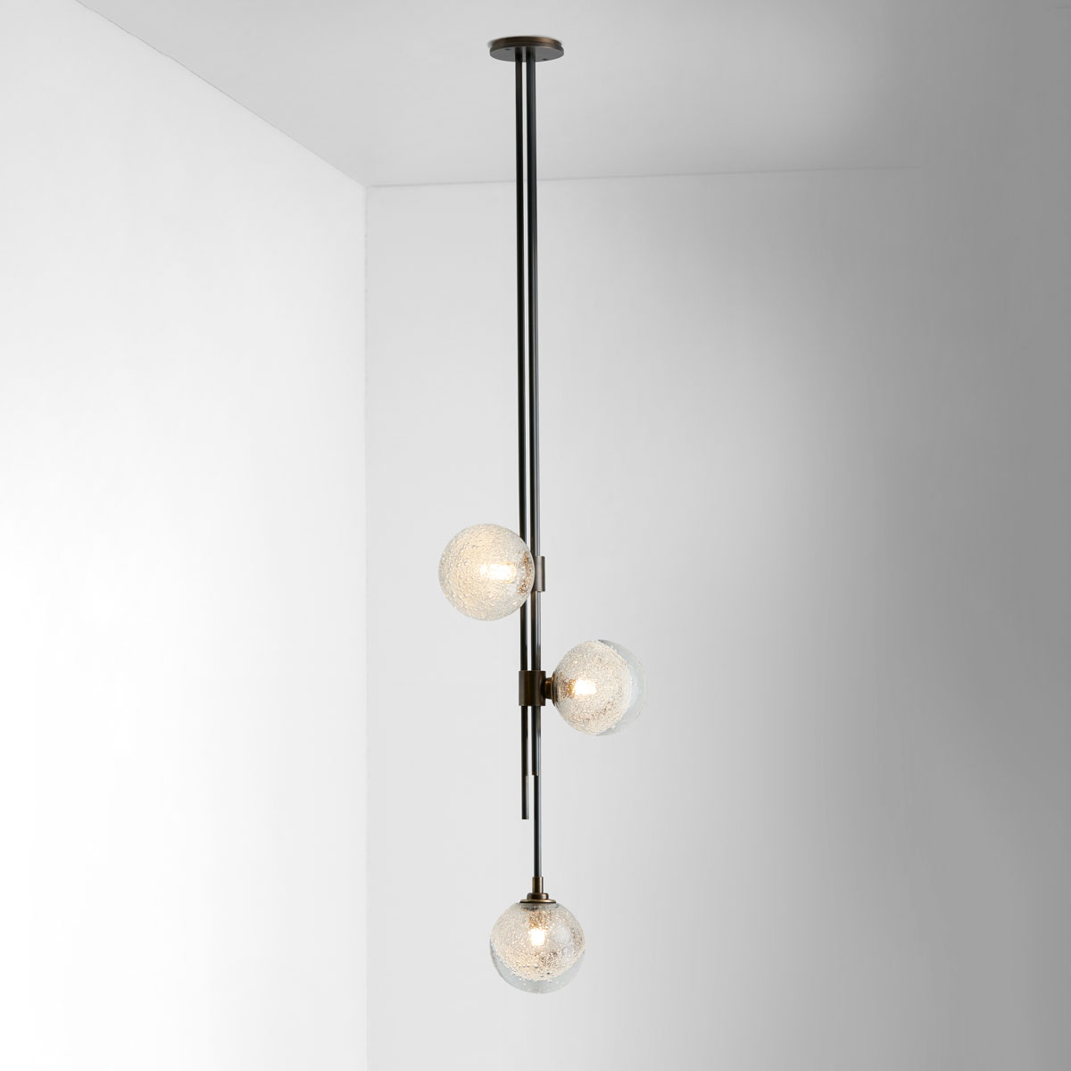 Hero articolo lighting trilogy pendant mid bronze fizi