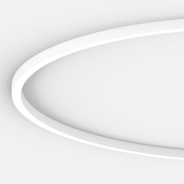 Mino 60 circle 6000 ceiling white 2 thumb