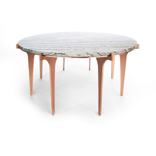 Prong coffee table   copper thumb