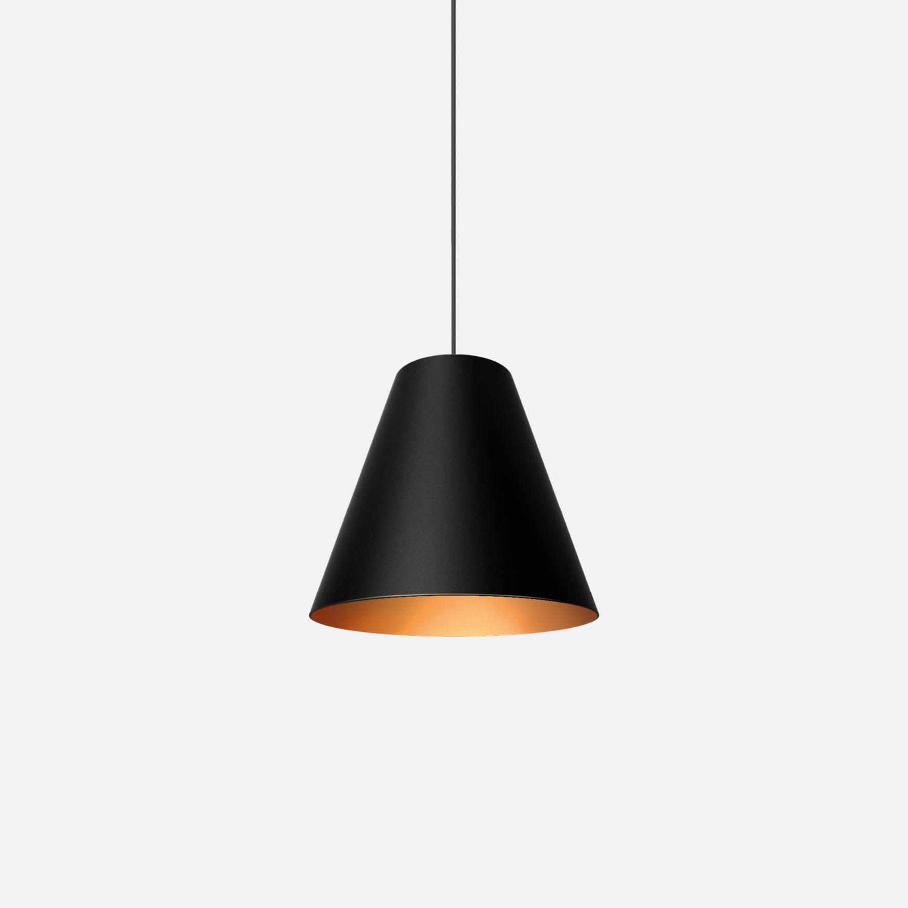 Shiek 4.0 led black texture copper