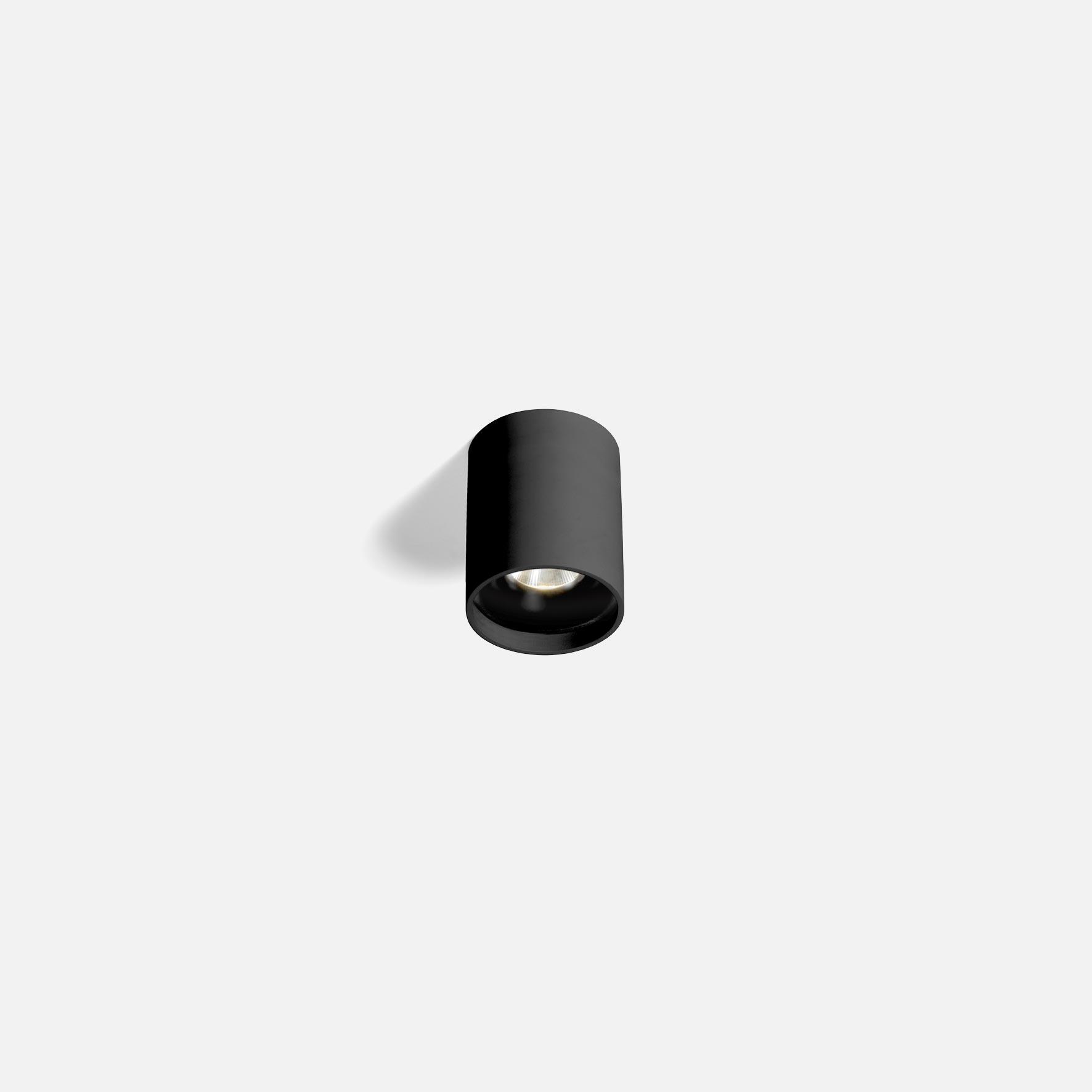 Solid 1.0 led black texture 3000k