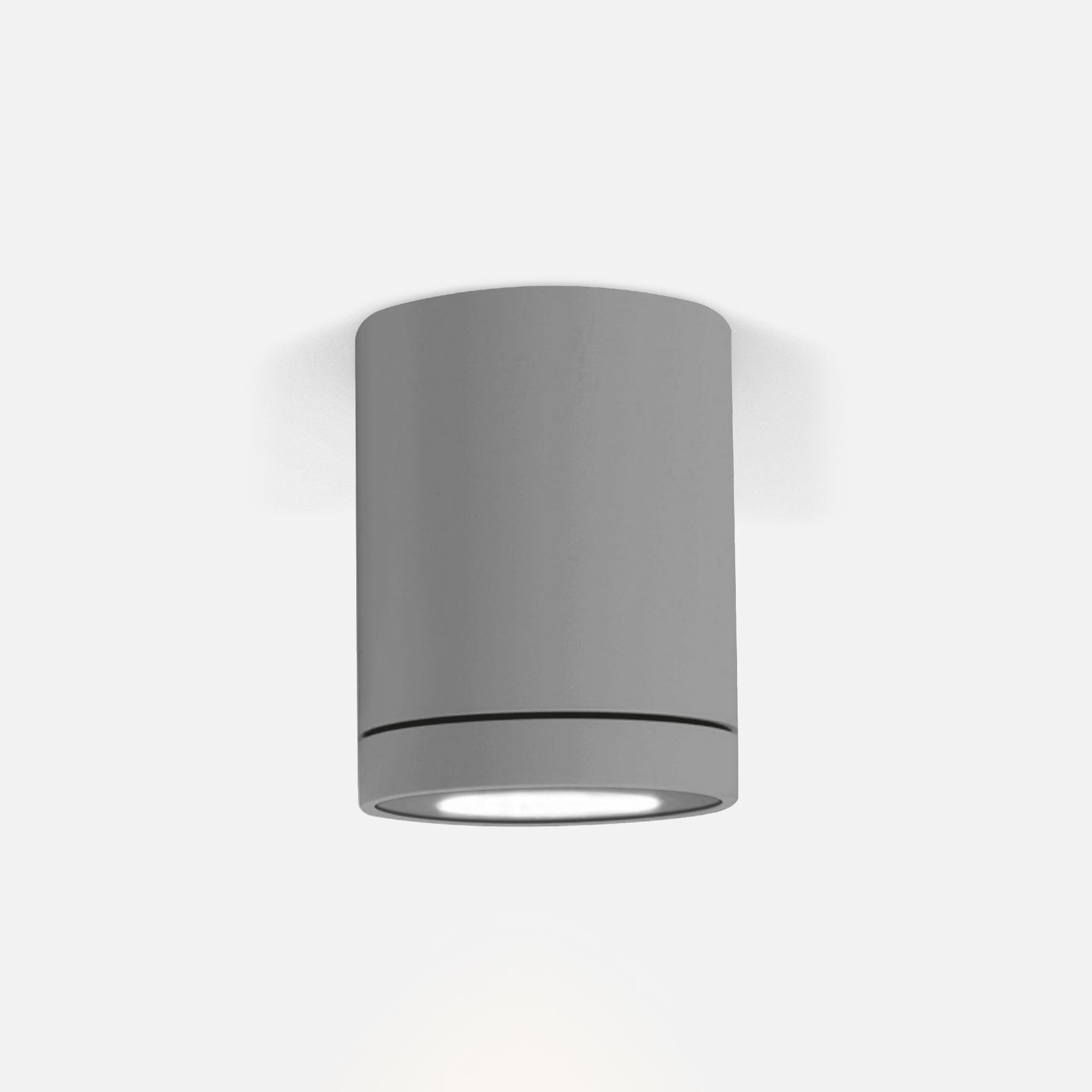 Tube ceiling 1.0 led black texture