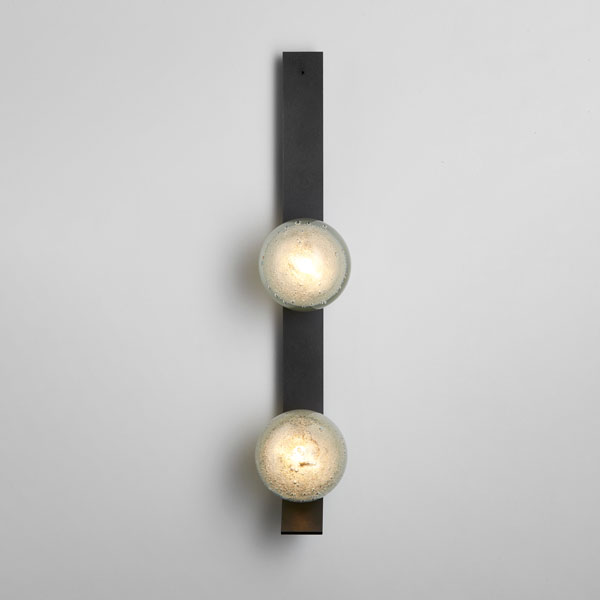 Thumb articolo lighting fizi wall sconce two ball articolo black kick on