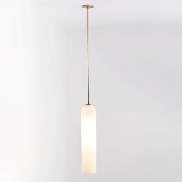 Thumb articolo lighting float pendant snow brass short on