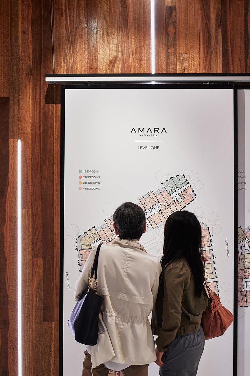 Amara display suite 00046